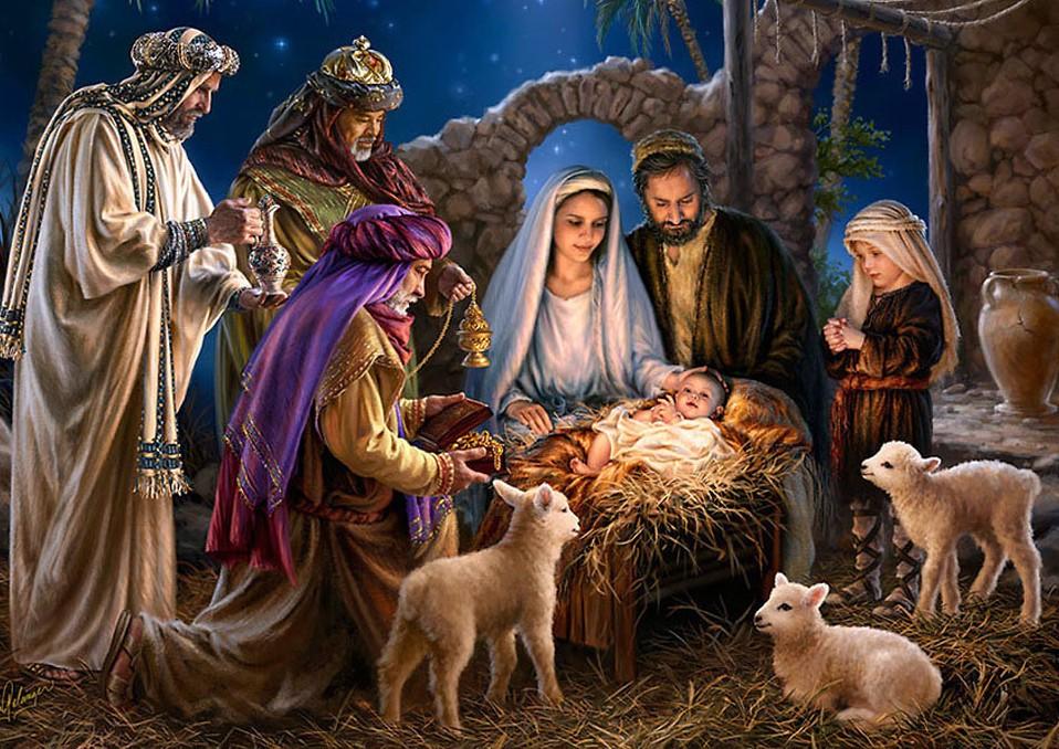 Jézus születése