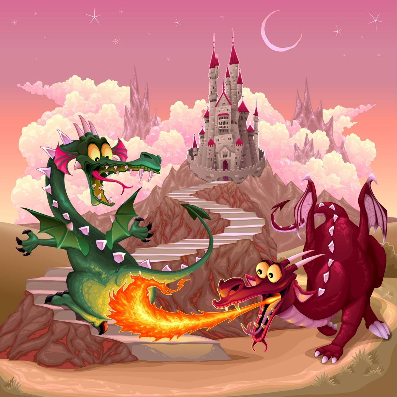 Mese a sárkányházasságról