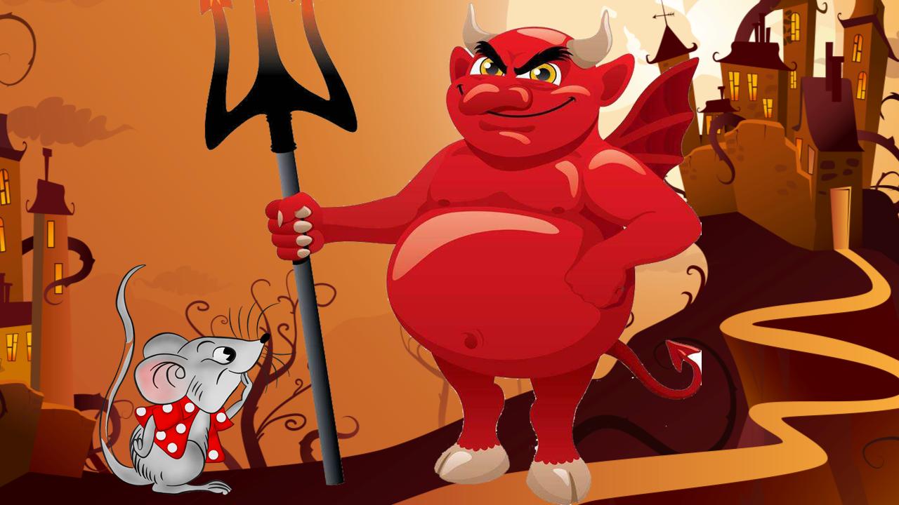 Bükkösszeg ördöge ( lengyel népmese feldolgozás)