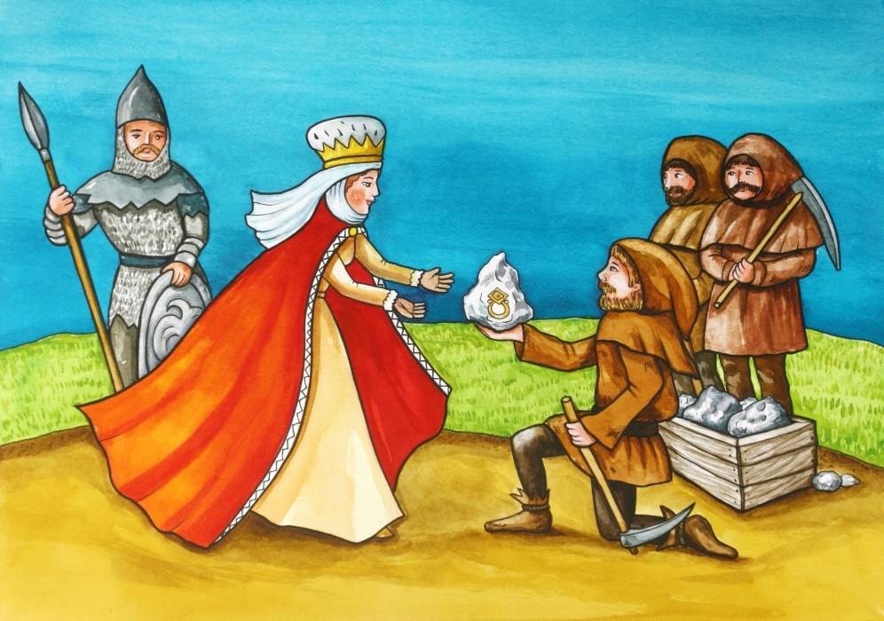 Szent Kinga hozománya