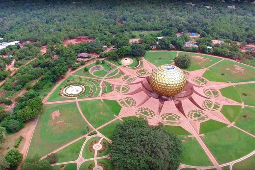 Auroville: az emberi egység indiai paradicsoma