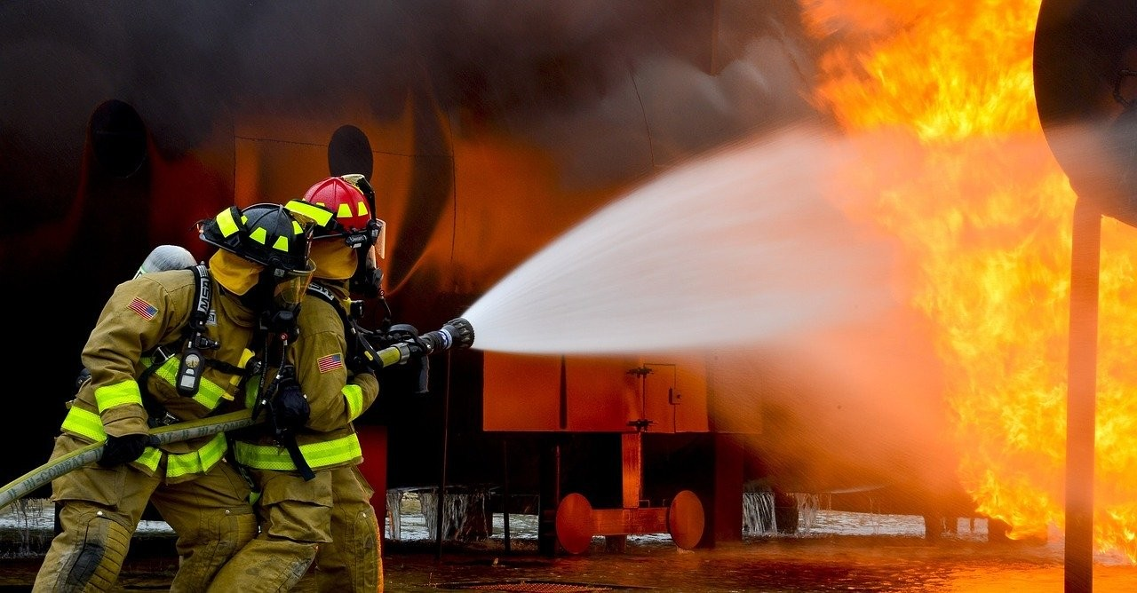 A tűzoltó