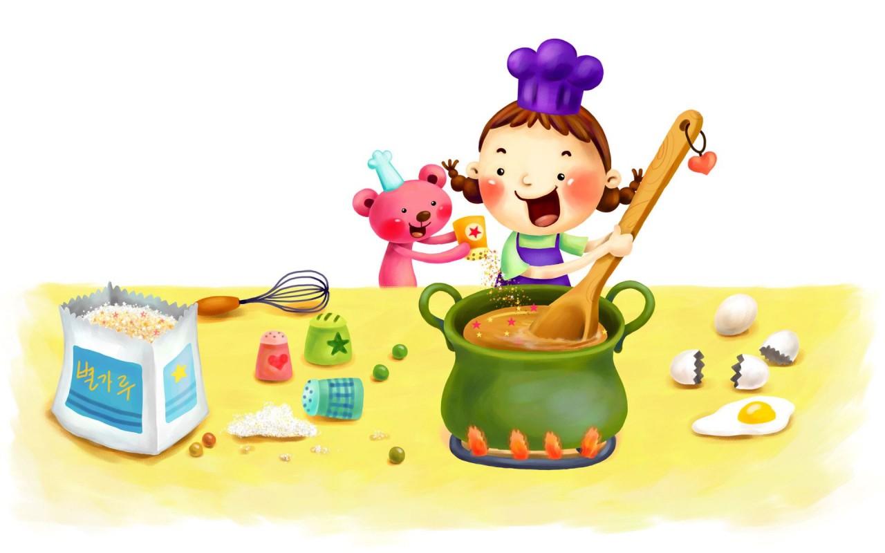 A konyhában áll a bál!