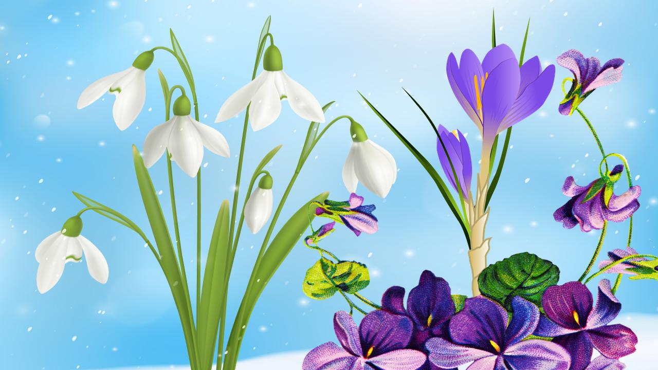 Tavaszi üzenet