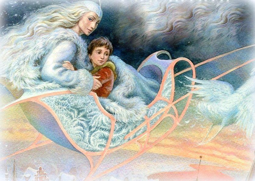 Hans Christian Andersen: A hókirálynő