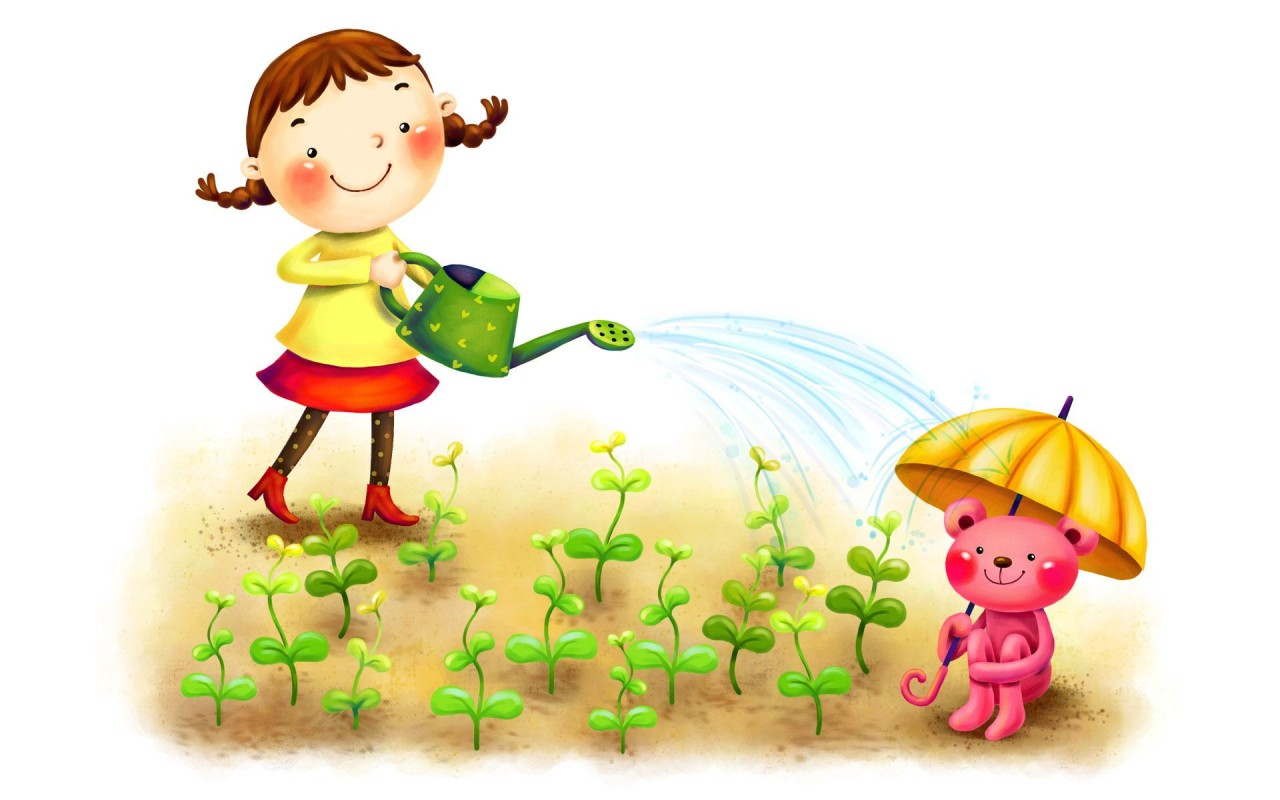 Kertészkedős