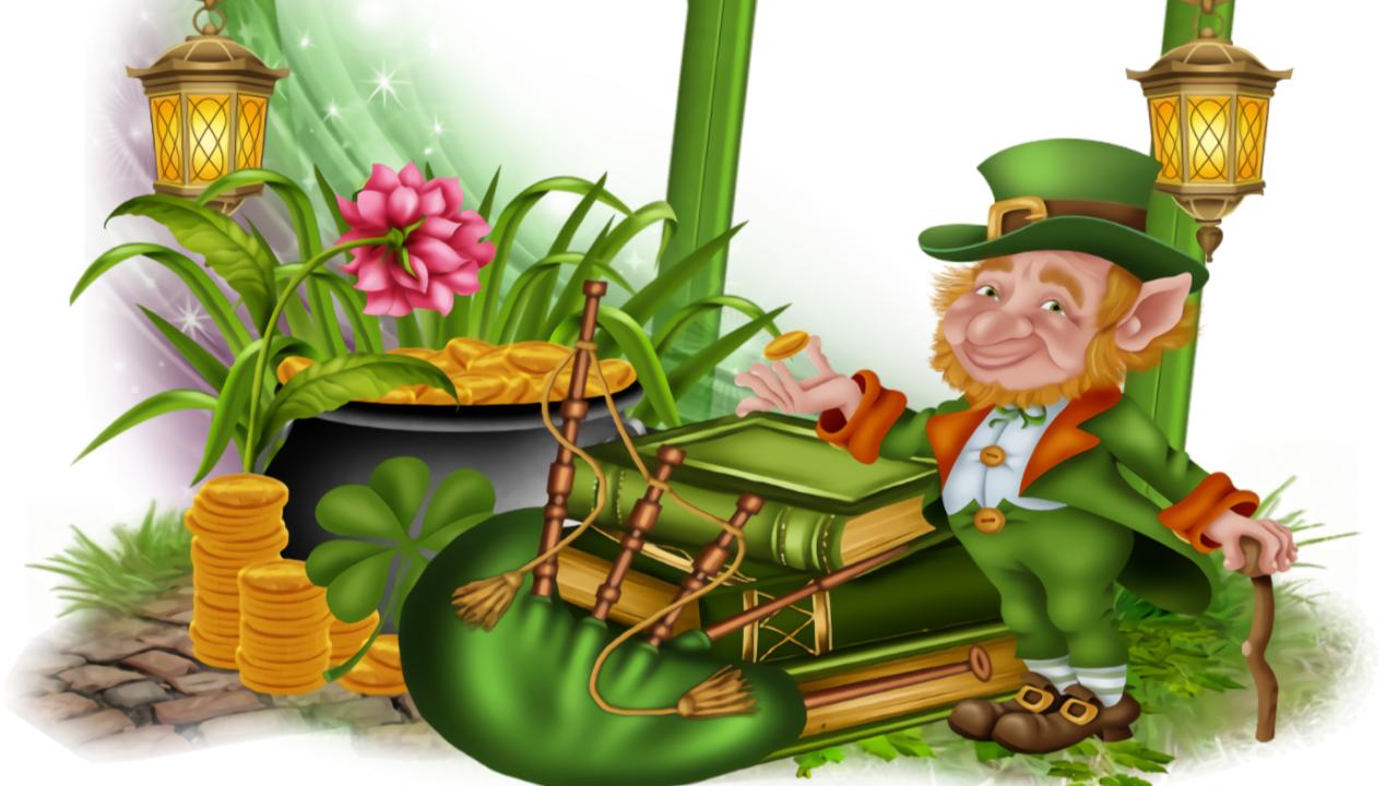 Conor, az ír kobold és a pitypangvölgyi levélmanók