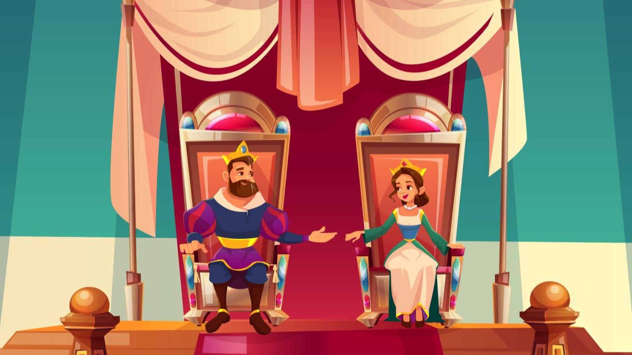 Dabuláj, a nagy király